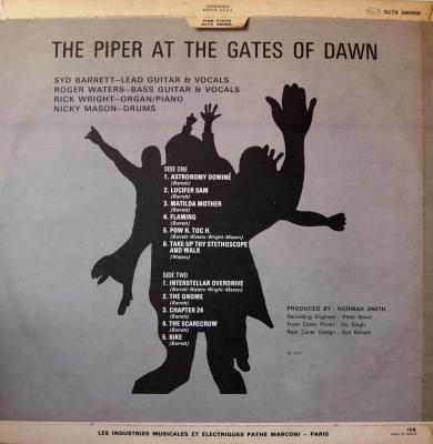 The Piper At The Gates Of Down