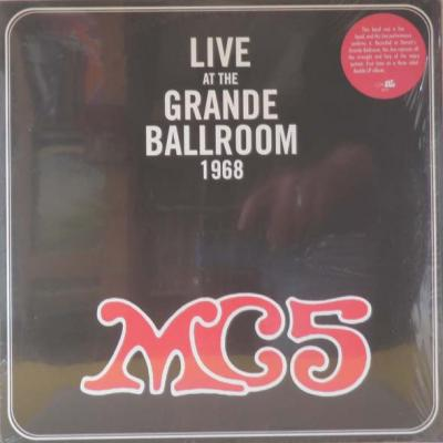 Live At The Grande Ballroom