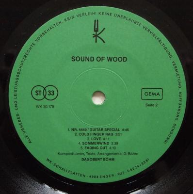 Song of wood