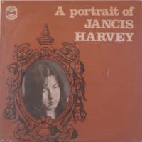 JANCIS HARVEY/A portrait of