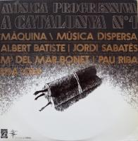 VARIOUS ARTISTS/Musica Progressiva a Catalunya 1