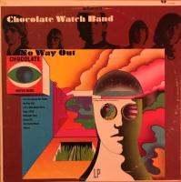 CHOCOLATE WATCH BAND/No Way Out