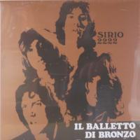IL BALLETTO DI BRONZO/Sirio 2222