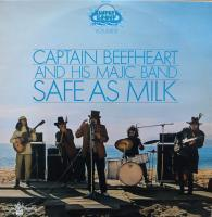 CAPTAIN BEEFHEART AND HIS MAGIC BAND/Safe as milk
