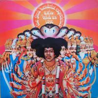 JIMI HENDRIX EXPERIENCE/Axis Bold As Love