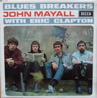 JOHN MAYALL/Blues breakers with Eric Clapton