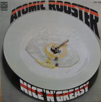 ATOMIC ROOSTER/Nice'n'greasy