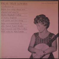 SHIRLEY ELIZABETH COLLINS/False True Lovers