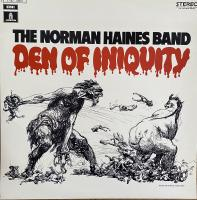 NORMAN HAINES BAND/Den Of Iniquity