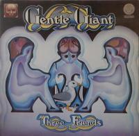 GENTLE GIANT/Three Friends