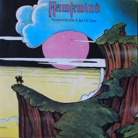 HAWKWIND/Warrior On The Edge Of time