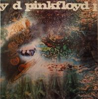 PINK FLOYD/A Saucerful Of Secrets