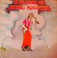 ATOMIC ROOSTER/In hearing of