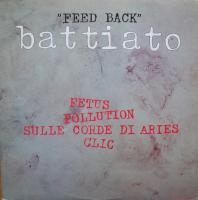 FRANCO BATTIATO/Feed back