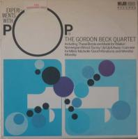 GORDON BECK QUARTET/Experiments With Pops